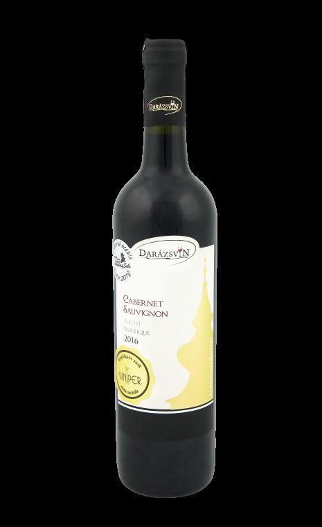 Cabernet sauvignon 2016 vinárstvo Darázsvin barikové víno
