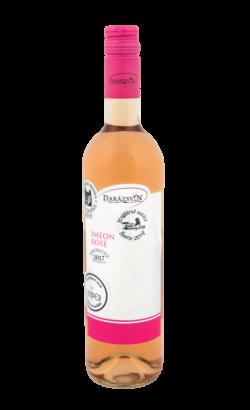 Imeón rose ružové víno 2017 vinárstvo Darázsvin