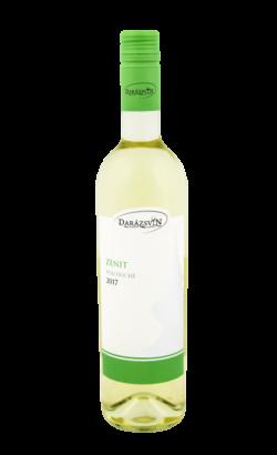 Zenit biele polosuché biele víno 2017 vinárstvo Darázsvi