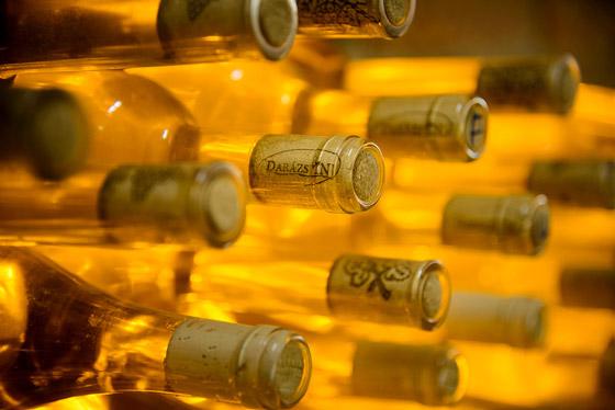 Pivnica Darázsvin zlaté víno