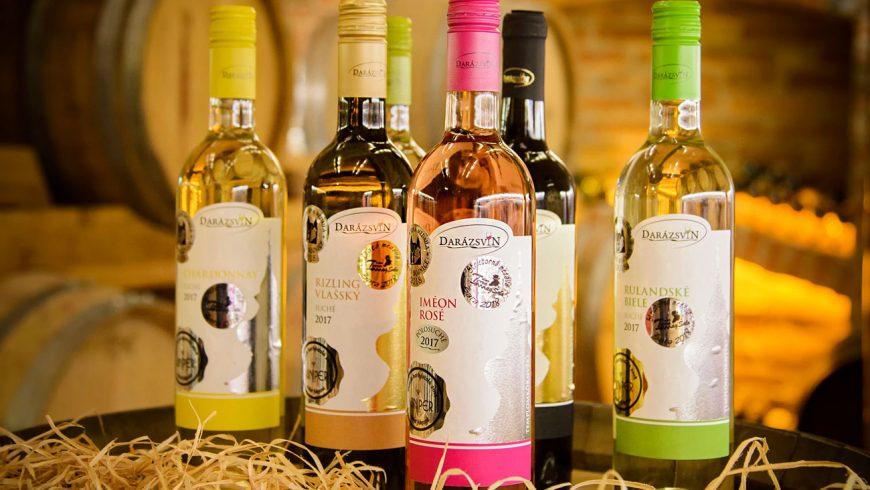 Rodinné vinárstvo Darázsvin v novom šate
